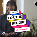 Freeda For The Records: Alessia Sorgato